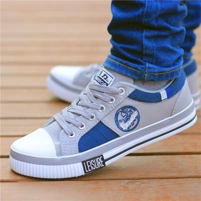 【回力正品男鞋】橡胶透气帆布鞋春季低帮布鞋韩版运动休闲小白鞋