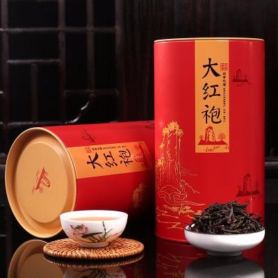 2018春茶武夷岩茶大红袍 乌龙茶叶新茶肉桂 武夷山岩茶礼盒装500g