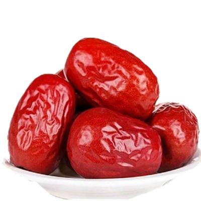 新疆和田大枣免洗大枣零食红枣批发灰枣干枣子生吃泡茶5斤2斤250g