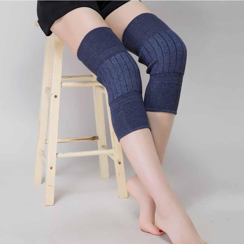 护膝自发热保暖老寒腿男女士透气羊绒空调房护关节护膝盖护膝